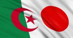 التعاون العلمي الجزائري الياباني