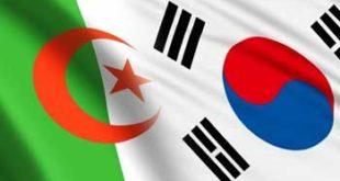 التعاون الجزائري الكوري