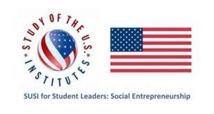 منح دراسية لبرنامج المقاولاتية الاجتماعية بأمريكا