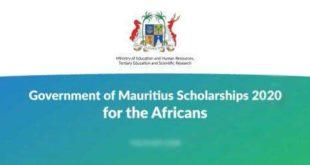 عرض منحة جمهورية موريشيوس 2020