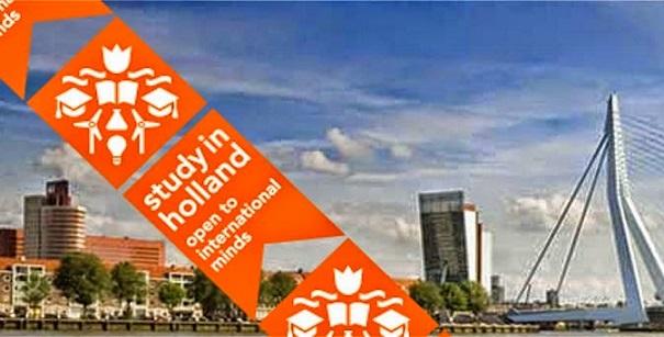 برنامج منح MENA هولندا M.P.S 2020