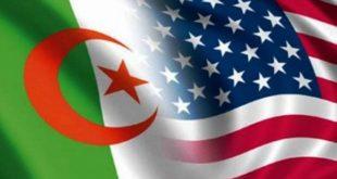 التعاون الجزائري-الأمريكي